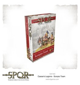 Warlord Games Caesar's Legion Scorpion team