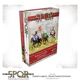 Warlord Games Caesar's Legion Roman Cavalry command