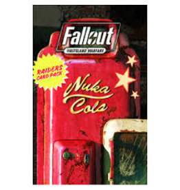 Modiphius Entertainment Fallout Raiders Wave Expansion Card Pack