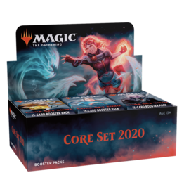 Wizards of the Coast Core 2020 Booster Display Box