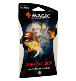 Wizards of the Coast Core 2020 Theme Booster – White