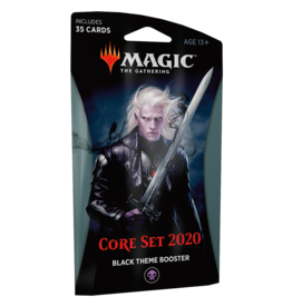 Wizards of the Coast Core 2020 Theme Booster – Black
