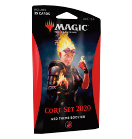 Wizards of the Coast Core 2020 Theme Booster – Red