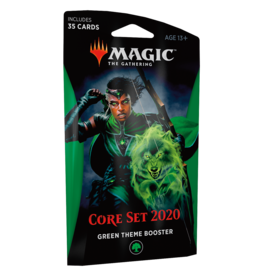 Wizards of the Coast Core 2020 Theme Booster – Green