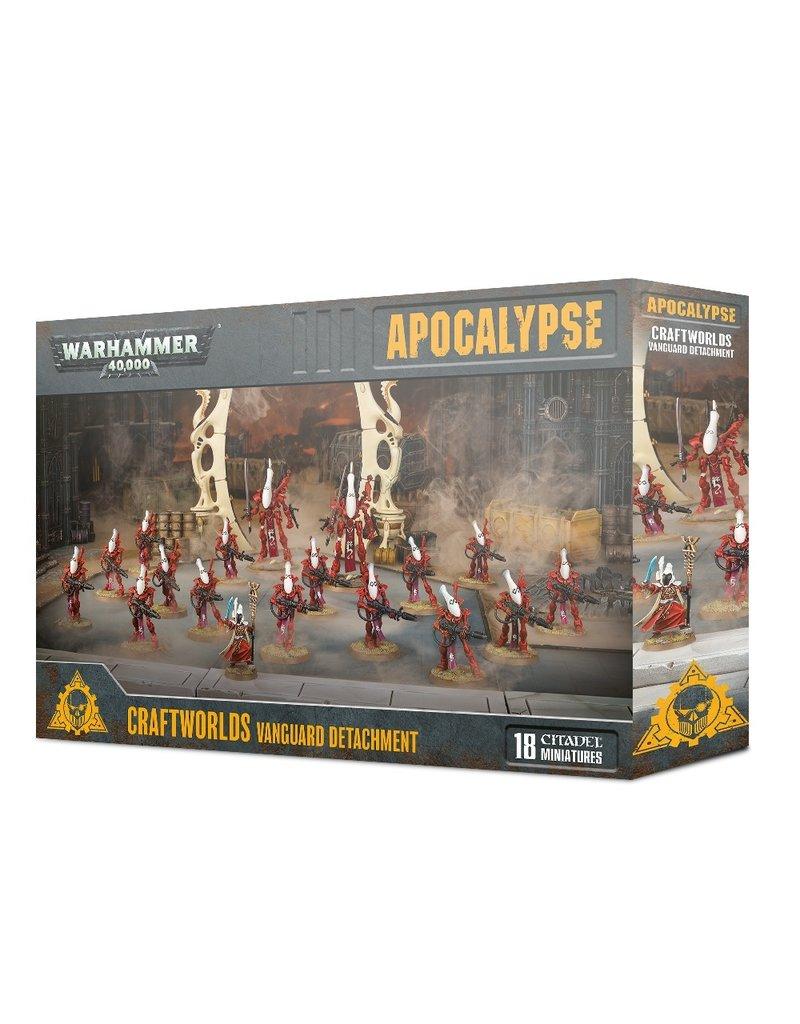 Games Workshop 40k Apocalypse: Craftworlds Vanguard Detachment