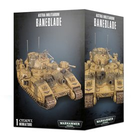 Games Workshop Imperial Guard Baneblade Super Heavy Tank
