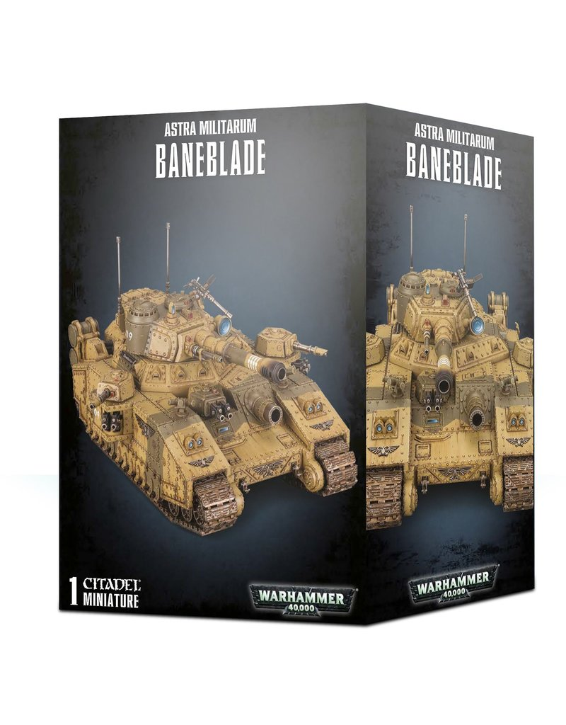 Games Workshop Astra Militarum Baneblade Super Heavy Tank