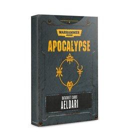 Games Workshop Apocalypse Data Sheets: Aeldari (EN)