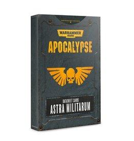 Games Workshop Apocalypse Data Sheets: Imperial Guard (EN)