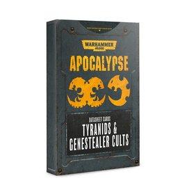 Games Workshop Apocalypse Data Sheets: Tyranids & Genestealers (EN)