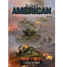 "Battlefront Miniatures ""D-Day Americans"" Late War Supplement"