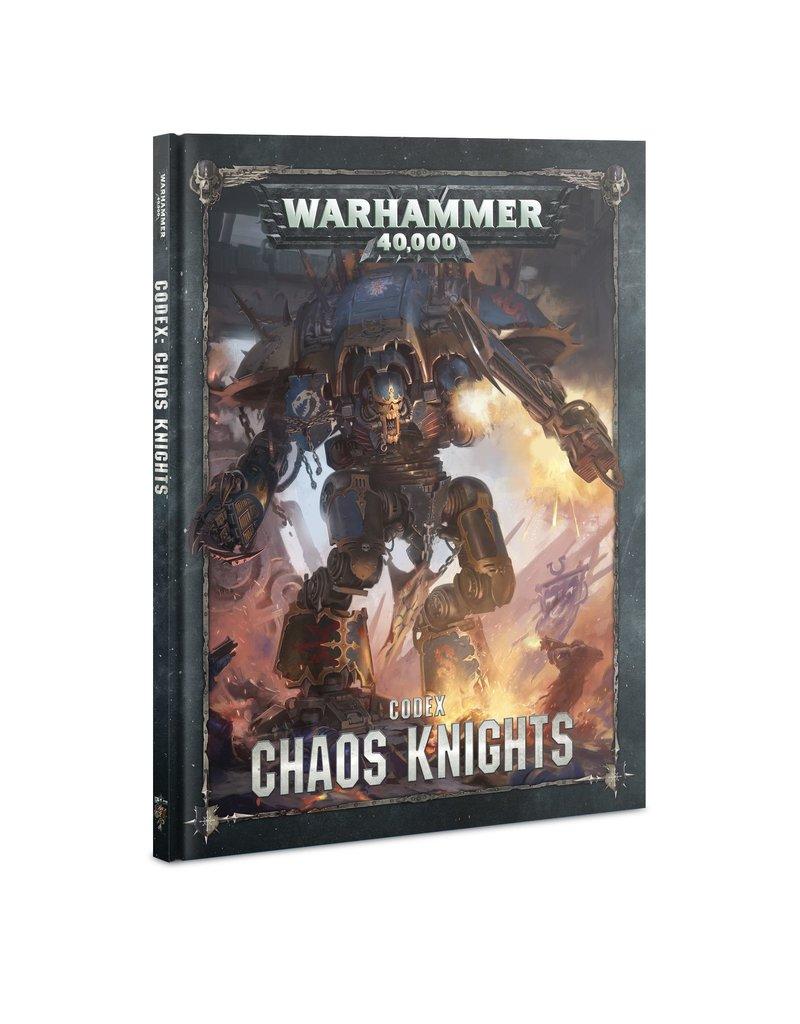 Games Workshop Codex: Chaos Knights (8th Edition) (HB) (EN)