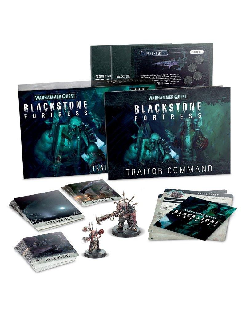 Games Workshop Blackstone Fortress: Traitor Command (EN)