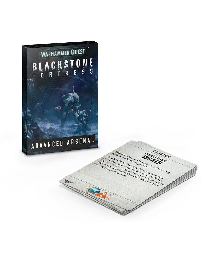 Games Workshop Blackstone Fortress: Advanced Arsenal (EN)