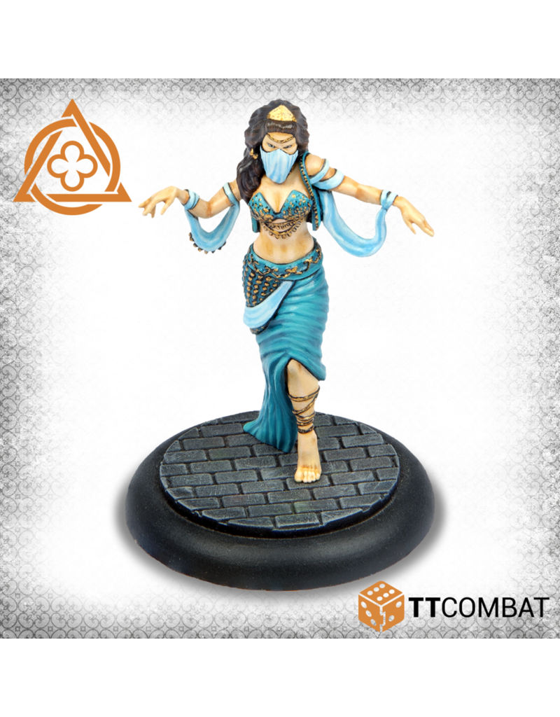 TT COMBAT The Gifted: Fadhila