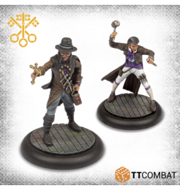 TT COMBAT Witch Hunters
