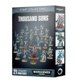 Games Workshop Start Collecting! Thousand Sons
