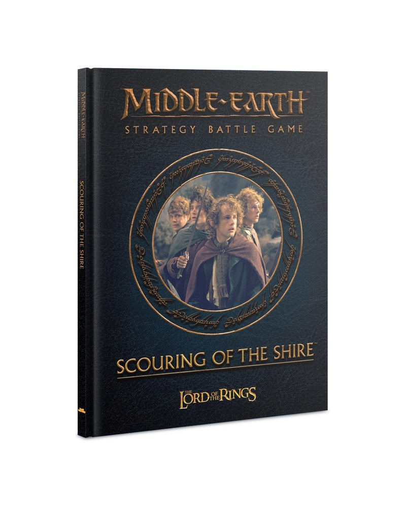 Games Workshop Middle Earth SBG: Scouring Of The Shire (EN)