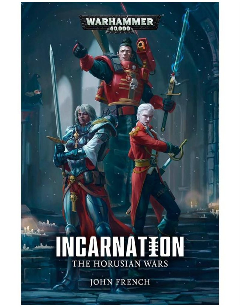 Games Workshop Horusian Wars 2: Incarnation (SB)