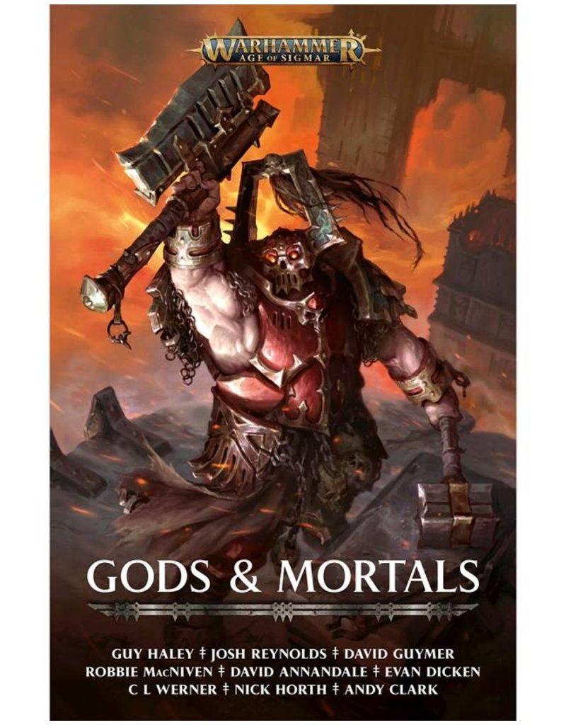 Games Workshop Gods And Mortals (SB)