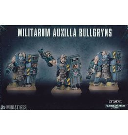 Games Workshop Bullgryns (REPACK)