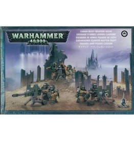Games Workshop Cadian Heavy Weapon Squad (REPACK)
