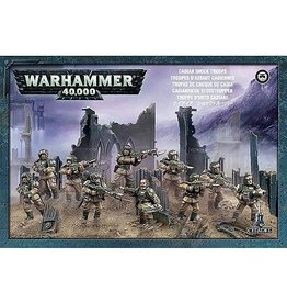 Games Workshop Cadian Infantry Squad (REPACK)