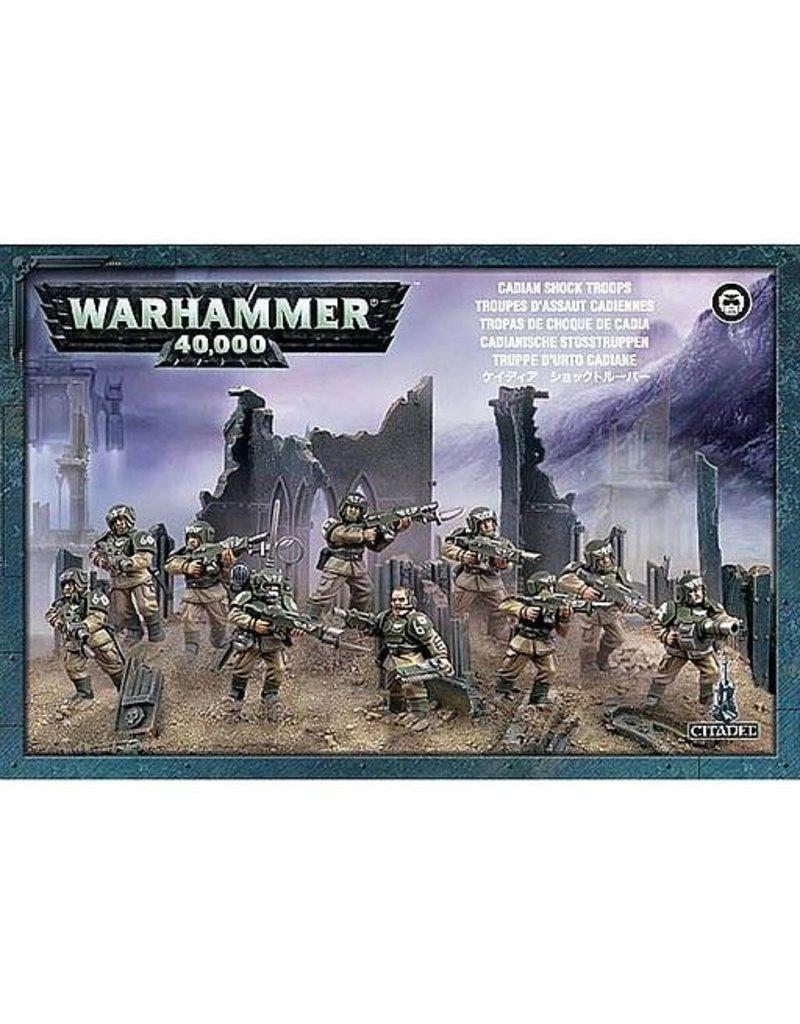 Games Workshop Astra Militarum Cadian Infantry Squad (REPACK)