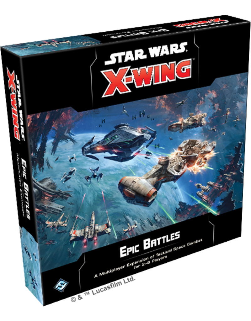 Fantasy Flight Games Star Wars X-Wing: Epic Battles Multiplayer Expansion