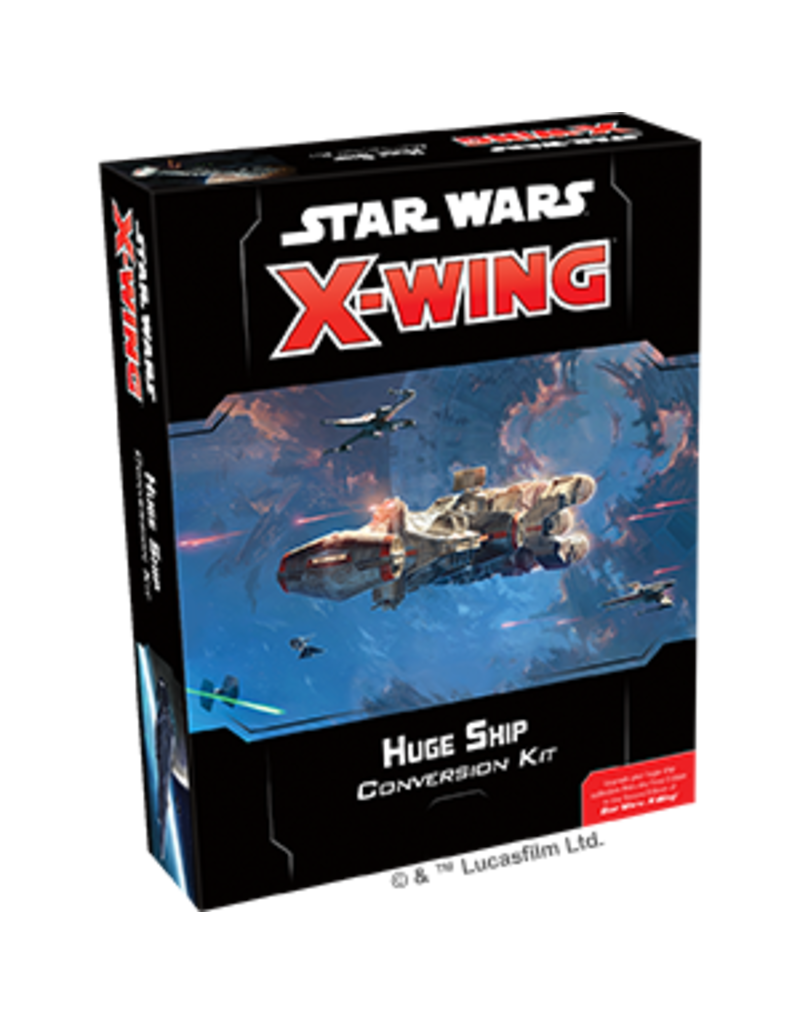 Fantasy Flight Games Star Wars X-Wing: Huge Ship Conversion Kit