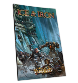 Mantic Games Ice and Iron Rule Book