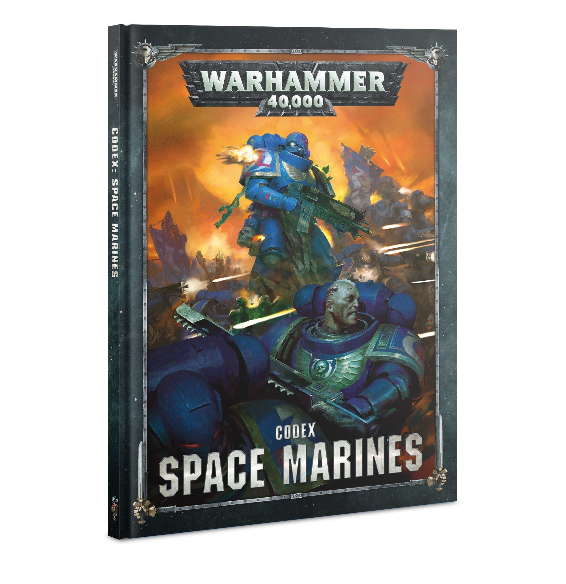 Codex: Space Marines (8th Edition) | Space Marines | Warhammer 40k