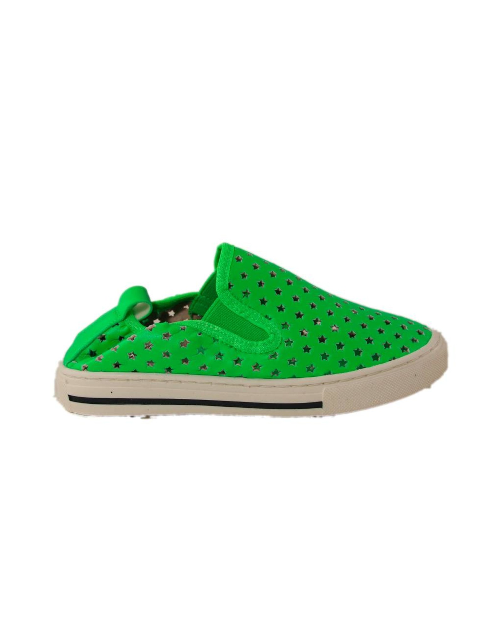 Stella McCartney Leo stars kiwi green