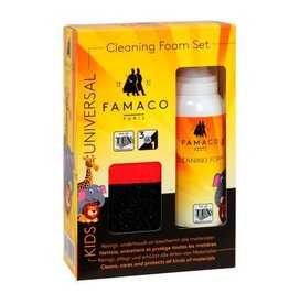 Famaco Cleaning foam set