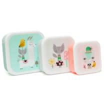 Petit Monkey Copy of forest friends lunchbox set