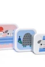 Petit Monkey Copy of lama & friends lunchbox set
