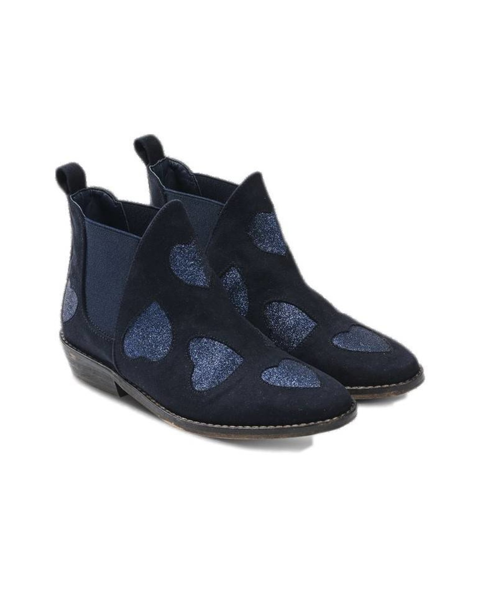 Stella McCartney Heart print boots