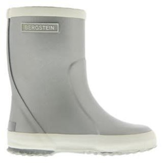 Rain boot Silver