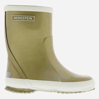 Rain boot Gold