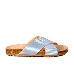 Mono 103 bianco blu