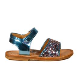 Zecchino d'oro A21-2063 blue glitter