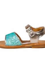 Zecchino d'oro A21-2063 aqua silver