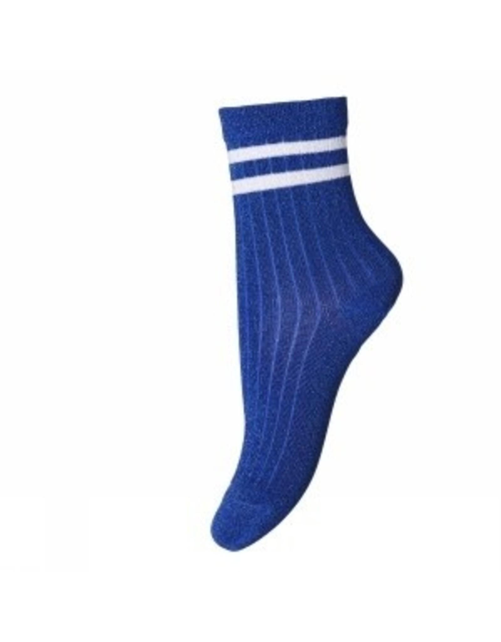 MP denmark Kous 77139 glitter blue
