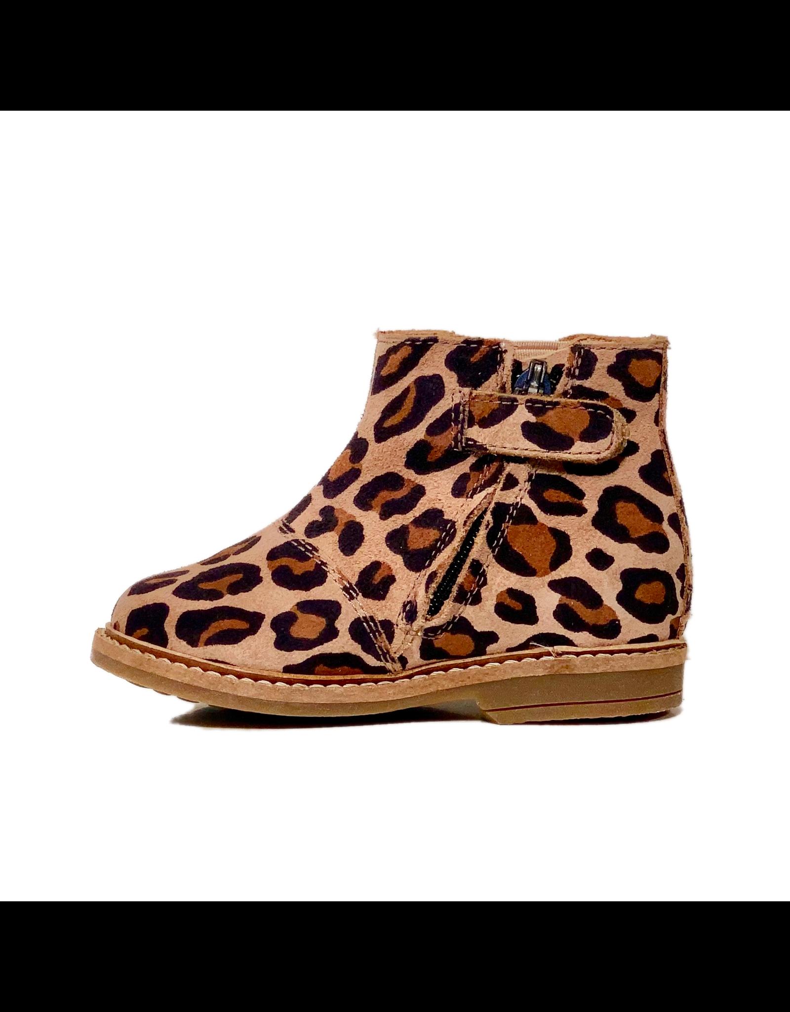Pom d'api retro boots safari platine
