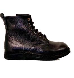 Pom d'api ubac boots acier noir