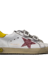 Golden goose Old school velcro pink
