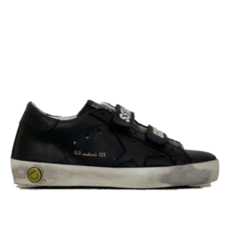 Golden goose Old school velcro black