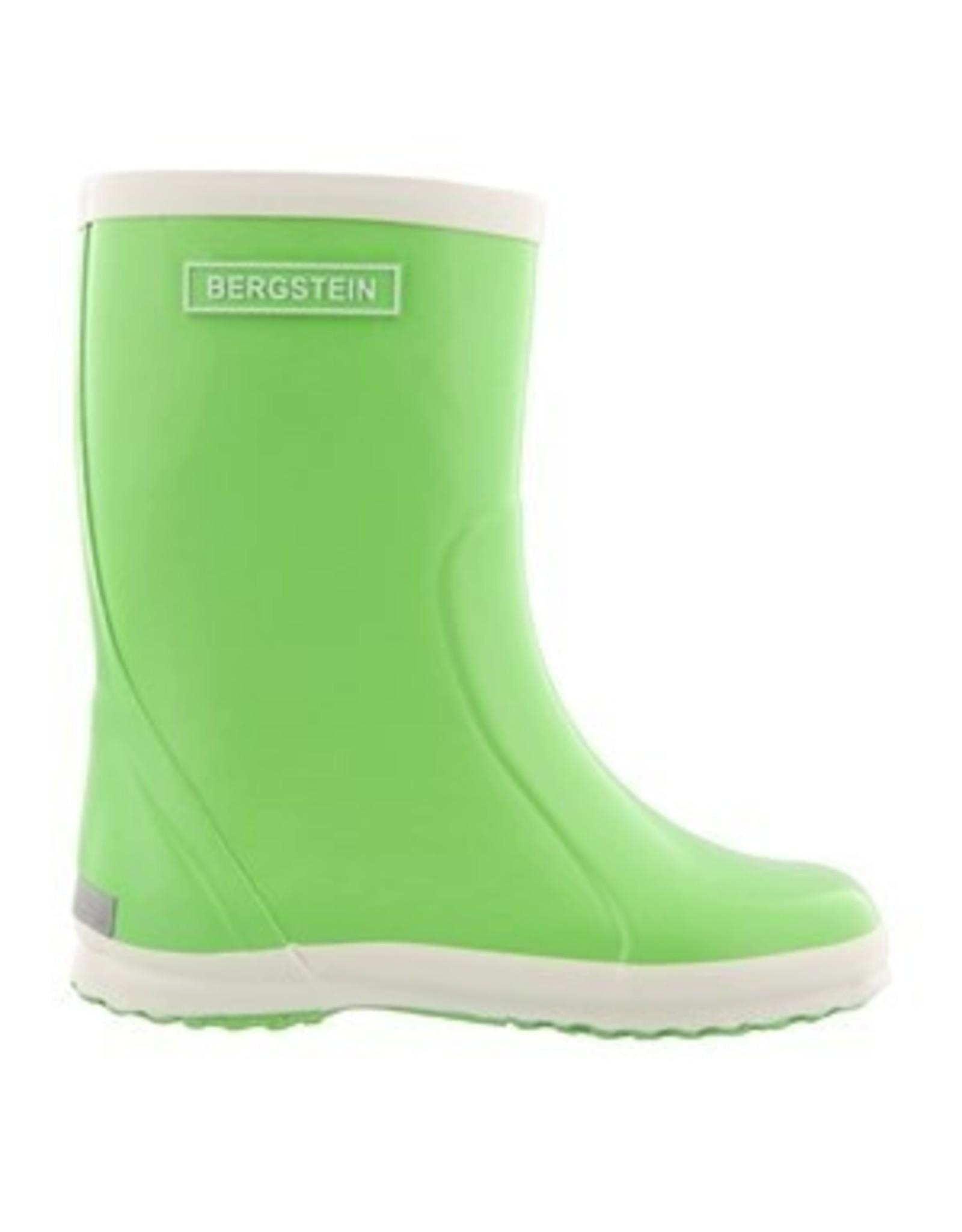 Bergstein Rain boot lime green
