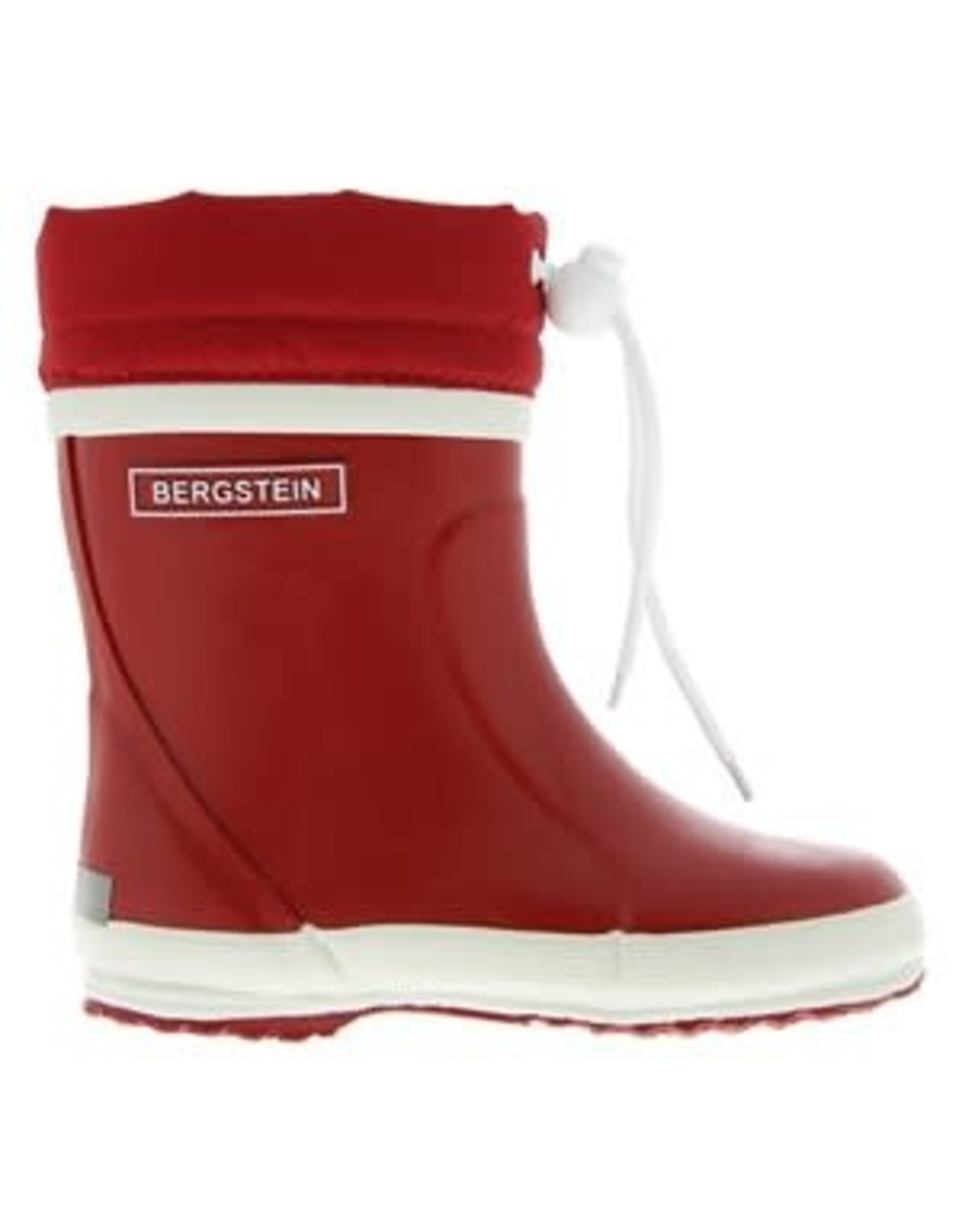 Bergstein Winterboot red fured