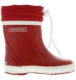 Bergstein Winterboot red fured